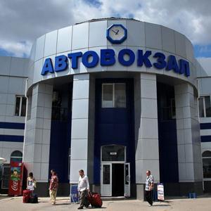 Автовокзалы Зеленограда