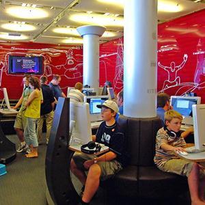 Интернет-кафе Зеленограда