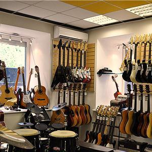 Музыкальные магазины Зеленограда