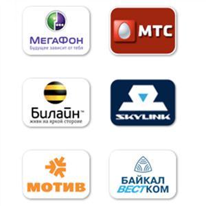 Операторы сотовой связи Зеленограда