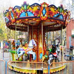 Парки культуры и отдыха Зеленограда