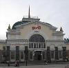 Железнодорожные вокзалы в Зеленограде