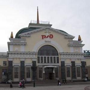 Железнодорожные вокзалы Зеленограда